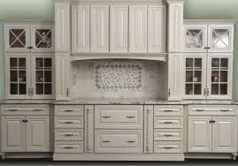 Kitchen Cabinet Glaze Colors Cream Cabinets With Grey Glaze Nrtradiant Com