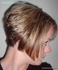 2015 angeled short wedge hair wedge haircut back view photos all new hairstyles all new