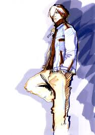 men u0027s fashion illustration by alena lavdovskaya fashion