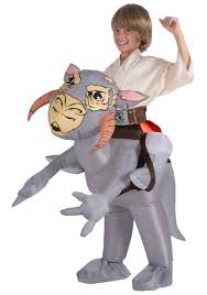 childrens inflatable tauntaun costume star wars animal costumes