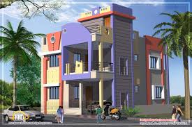 Home Exterior Design Ground Floor Home Design Page 135 Pleasing 2 Floor India House Design