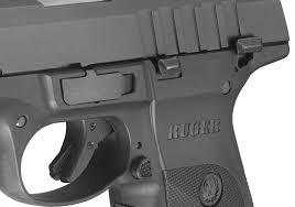 ruger 9e standard centerfire pistol models