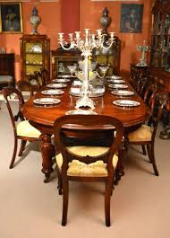 antique 12ft victorian dining table and 12 chairs c 1860 at 1stdibs antique 12ft victorian dining table 12 chairs c 1860 3
