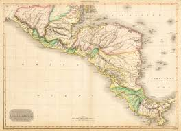 Map Of South America And Central America by Spanish Speaking Countries And Their Capitals South America And