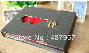 handmade photo album photo album diy handmade paste type gift cutout baby photo