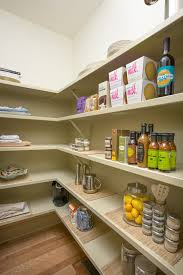 Wood Pantry Shelving by Pantry Shelving Systems Kitchen Contemporarywith