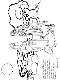 abram abraham coloring