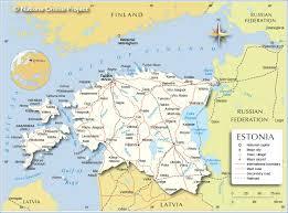 World Map Rivers by Graphatlas Com Estonia