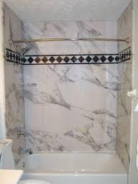 Decorative Bathroom Tile by Waterproof Wall Panels For Bathrooms Fine Design Bathroom Wall