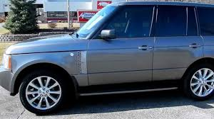 land rover 2009 2009 land rover range rover autobiography edition youtube