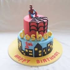 Spider Man Cakes Mouths And Birthday Cakes On Pinterest