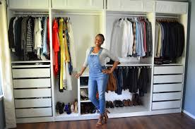 ikea closets closet tour review of ikea pax system segilola ileke