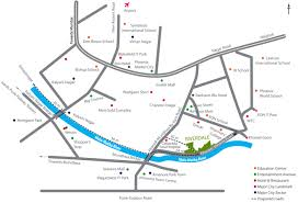 Pune India Map by Duville Estates Riverdale Residences I In Kharadi Pune Price