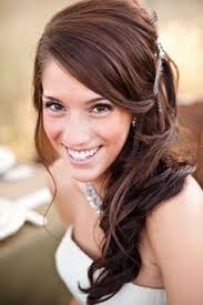 how to do side hairstyles for wedding bridal hair down side google search wedding hair pinterest