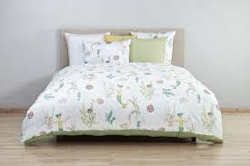 christian fischbacher luxury bed linen mermaid