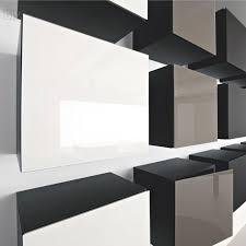 Modular Wall Units Inbox Hanging Cabinet 51 Modular Wall Units Living Calligaris
