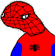 Spiderman Meme Face - everyone s worshipping tom holland s spider man now marvel amino