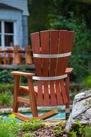 wooden rocking chair brian boggs