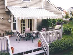 Retractable Awning With Screen Sunstar Retractable Awnings Retractable Deck U0026 Patio Awnings