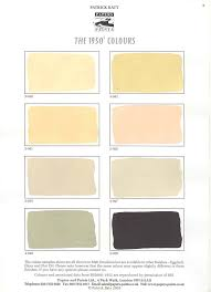 40 best 50s paint images on pinterest colour palettes paint