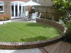 small contemporary garden google search ogrody pinterest
