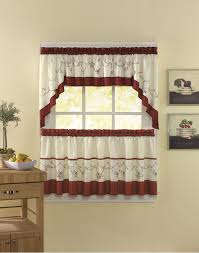 Kitchen Tier Curtains by Kitchen Tiers