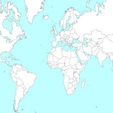 World Maps With Countries by World Map With Countries