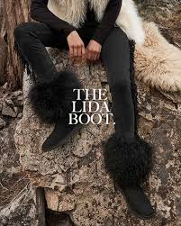 ugg australia boots fluff milled