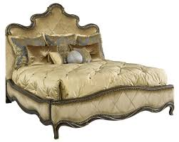Orleans Bedroom Furniture by Gold Fancy French Royal Grand Orleans Master Bed