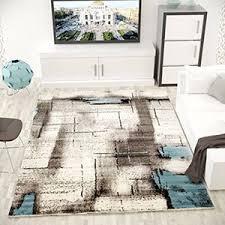 tappeto design moderno vimoda orion7429 tappeto dal design moderno astratto m礬lange di