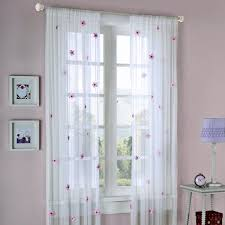 Curtains With Red Sheer Curtains Privacy With Red Flowers