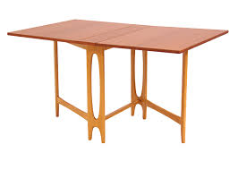 Modern Drop Leaf Table Danish Modern Teak Drop Leaf Dining Table U2013 Danish Modern L A