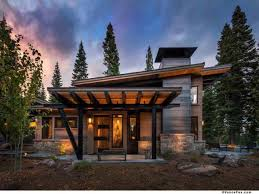 cool inspiration 1 small modern mountain home plans craftsman