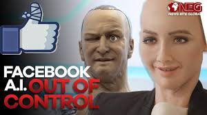 Ava Artificial Intelligence Facebook A I Robots Shut Down After Creating Their Own Language