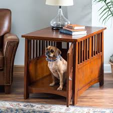 dog kennel side table dog cage coffee table new dog crate side table dogs world