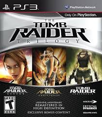 Tomb Raider Guardian Of Light Tomb Raider Trilogy Coming Exclusively To Ps3 What No Guardian