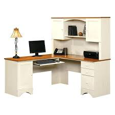 Sauder Laptop Desk Desk Gorgeous Mission Oak Corner Laptop Desk 148 Charming