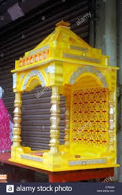 How To Decorate Mandir At Home Thermocol Stock Photos U0026 Thermocol Stock Images Alamy