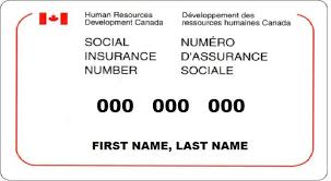 bureau assurance sociale your social insurance number who can ask for it