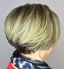 stacked shortbhair for over 50 90 classy and simple short hairstyles for women over 50 short