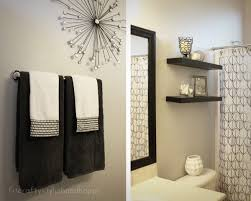 Bathroom Towel Hook Ideas Ideas For Towels In A Bathroom Bedroom And Living Room Image