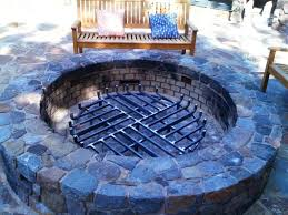 Custom Fire Pit by Custom Fire Pit Grate Home Fireplaces Firepits Outdoor Cooking