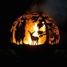 Sphere Fire Pit by Fireball Fire Pit Fire Pit Ideas
