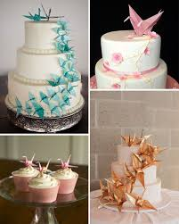 Origami Wedding Cake - if i actually a wedding cake i think it might to be