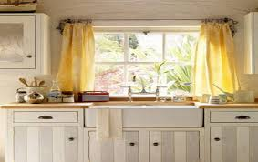 curtains cottage kitchen curtains commendable red curtains for