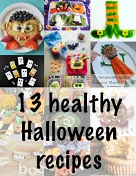 13 healthy halloween recipes for kids sneaky veg
