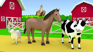farm animals name and sound kids learning youtube