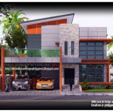 Home Design Photo Floor House Plans Images 3 Storey Modern House