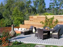 Deck Design Ideas HGTV - Designer backyards
