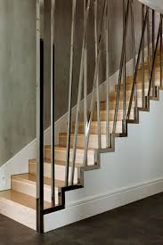 home interior railings stair foxy image of home interior stair decoration using chrome